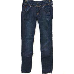 Hudson Skinny Jeans Sz 25